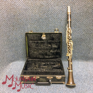 Noblet N Model Clarinet Wood B