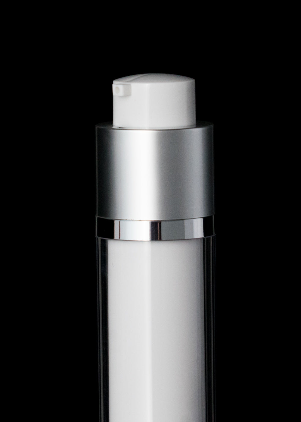 Helix 30 ML Twist-Up Airless Bottle - Cosmetic Packaging Now