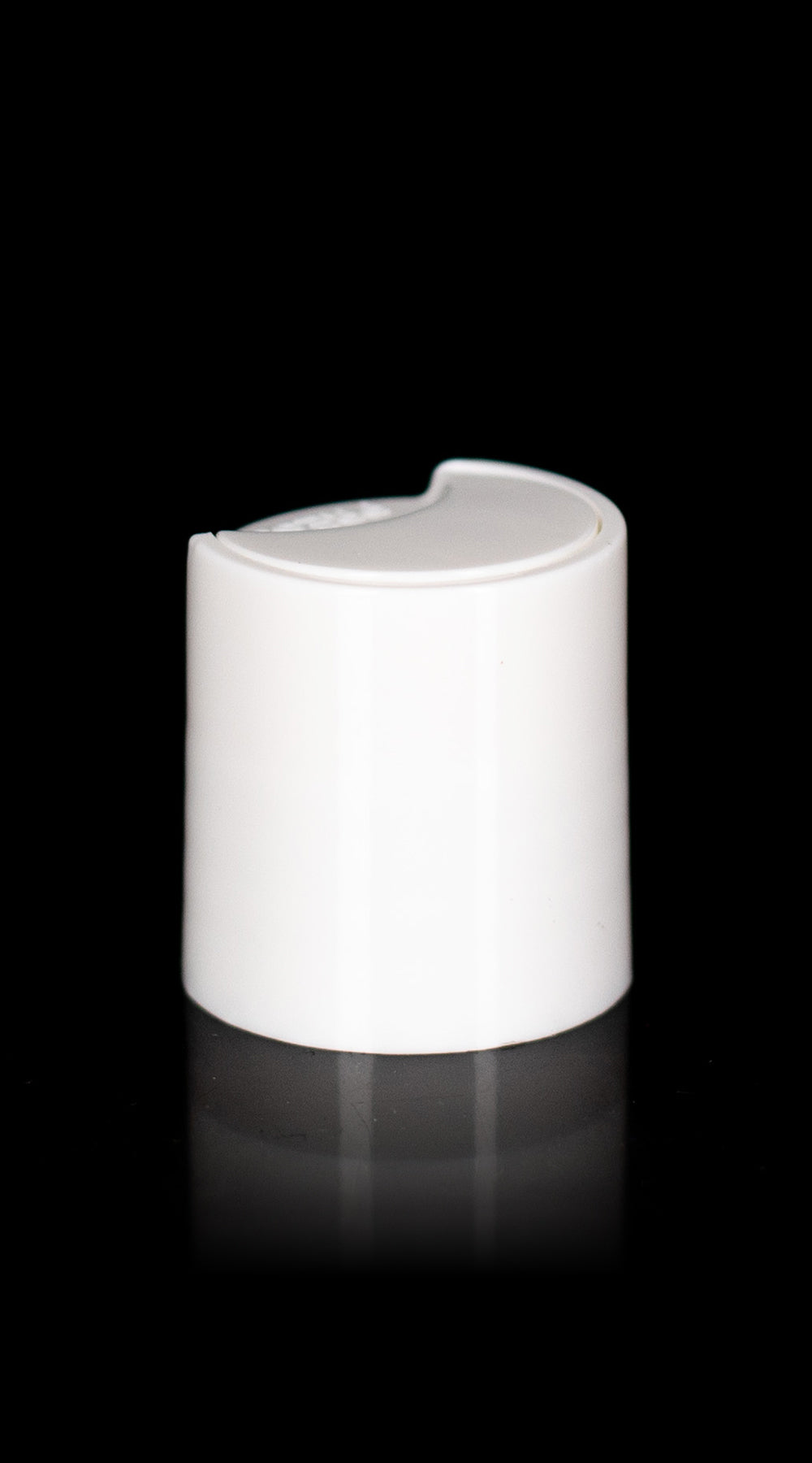 Primal 20-410 White Smooth Disc Top Cap