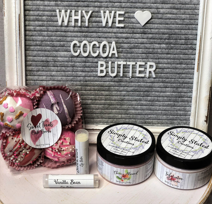 Why We Are Lovin' Cocoa Butter