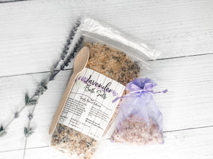 Natural Bath Salts