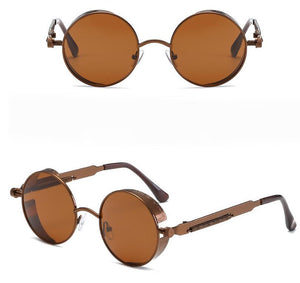 Round Metal Sunglasses