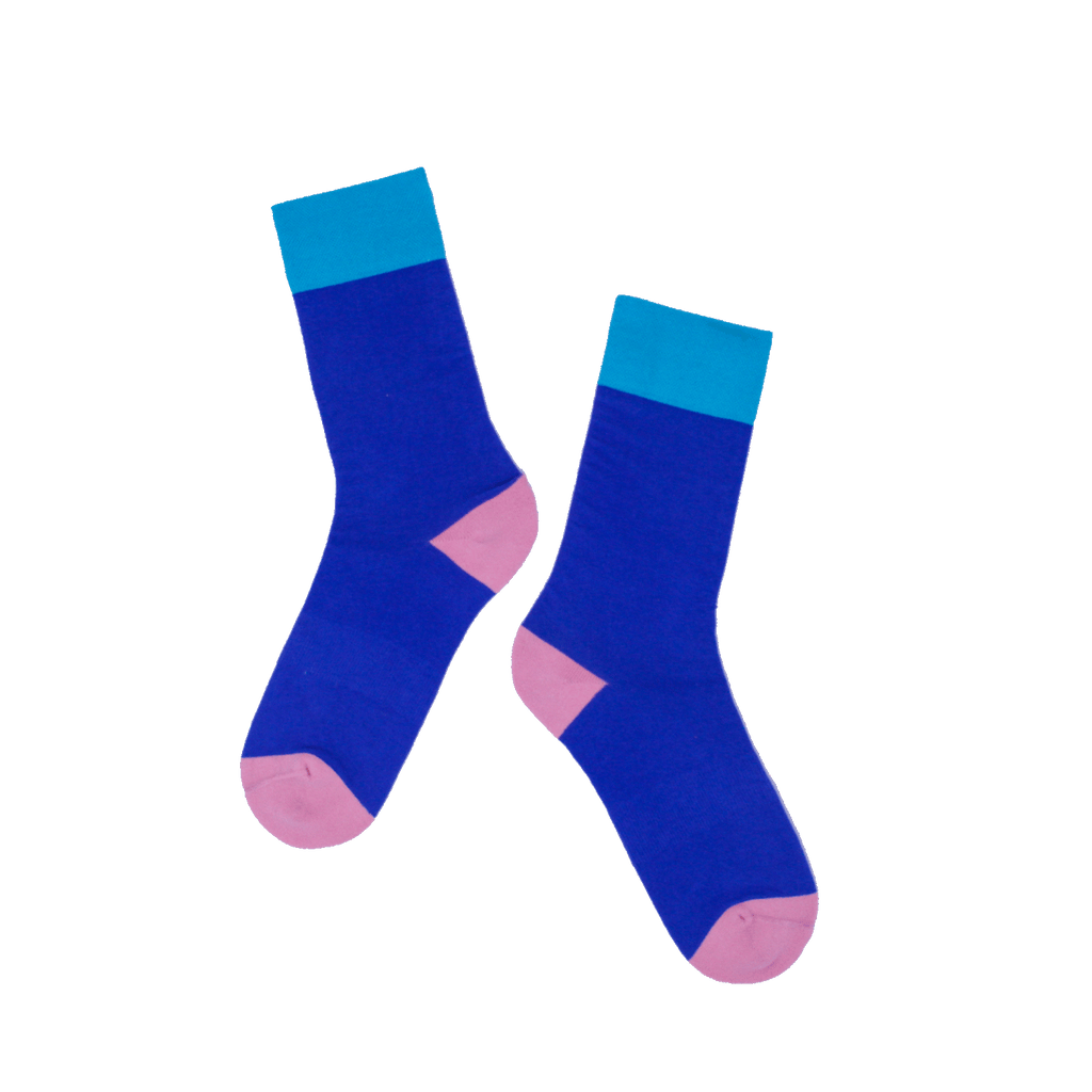 Midnight Moon Socks
