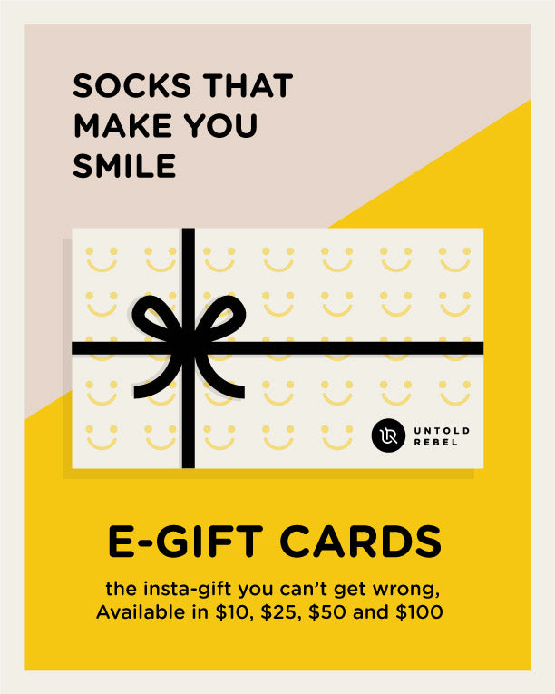 Untold Rebel Gift Card