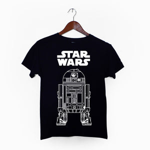 Polera kid unisex - Star Wars R2D2