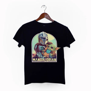 Polera kid unisex - The Mandalorian