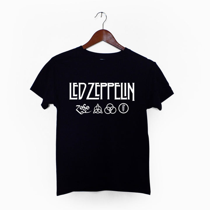 Polera kid unisex - Led Zeppelin
