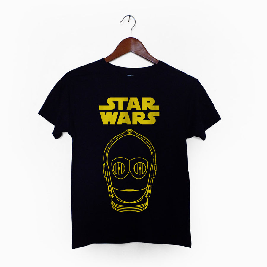 Polera kid unisex - Star Wars C3PO