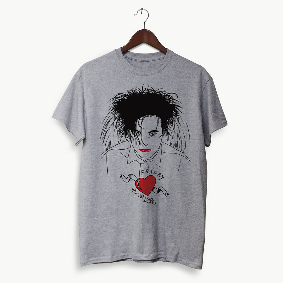 Polera - The Cure - Friday I'm in Love