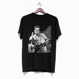 Polera  -  Johnny Cash