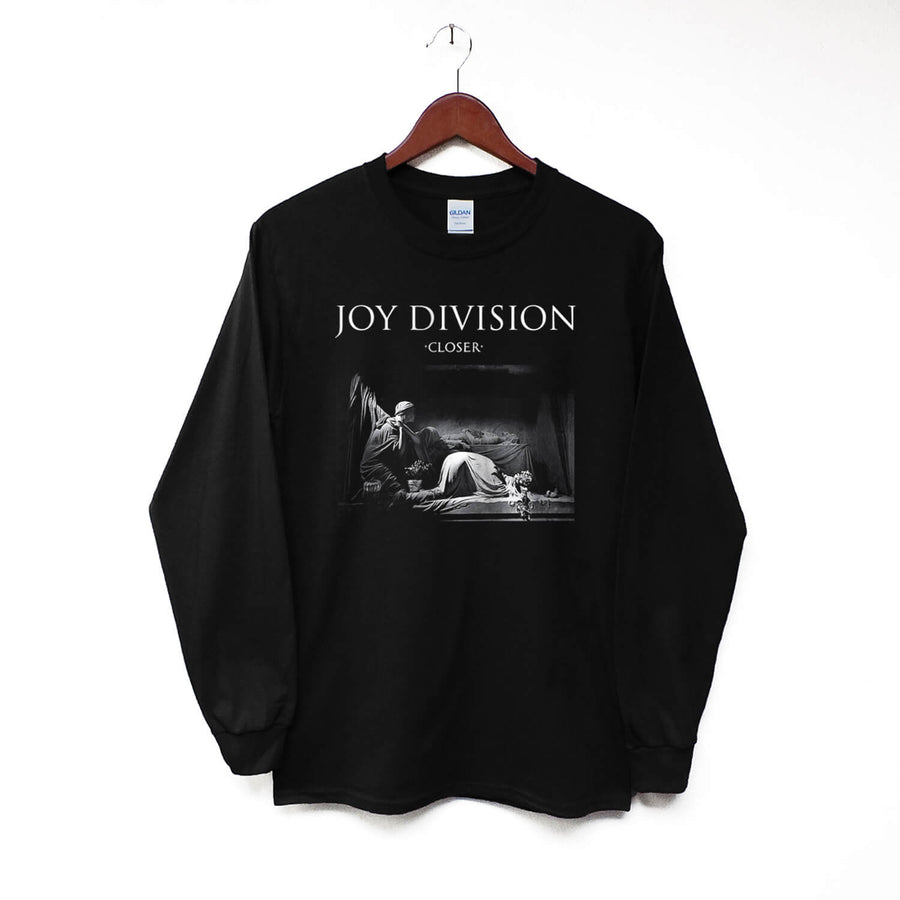 Polera manga larga - Joy Division - Closer