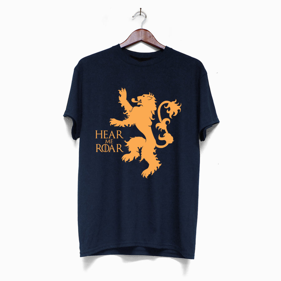 Polera Hombre - Game of Thrones - Lannister