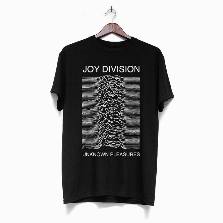 Polera Hombre -  Joy Division - Unknown Pleasures
