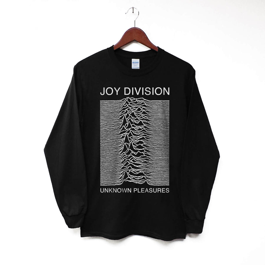 Polera manga larga - Joy Division - Unknown Pleasures