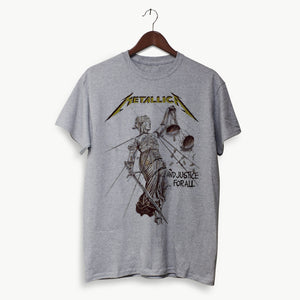 Polera - Metallica - And Justice For All
