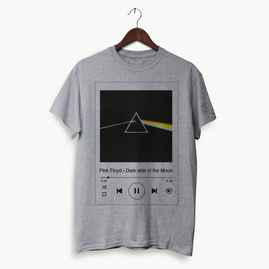 Polera Hombre - Pink Floyd - Disco Dark Side Of The Moon