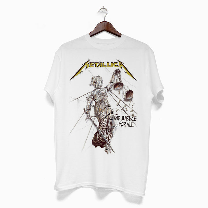 Polera Hombre - Metallica - And Justice For All