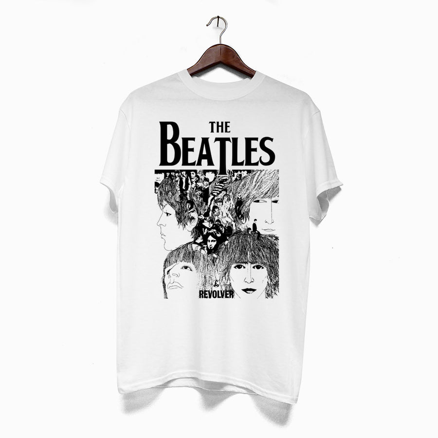 Polera - The Beatles  - Revolver