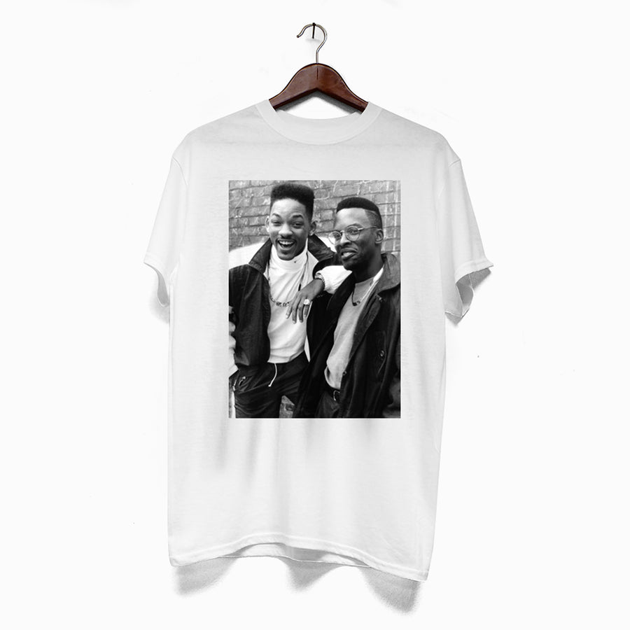 Polera - The Fresh Prince & DJ Jazzy Jeff
