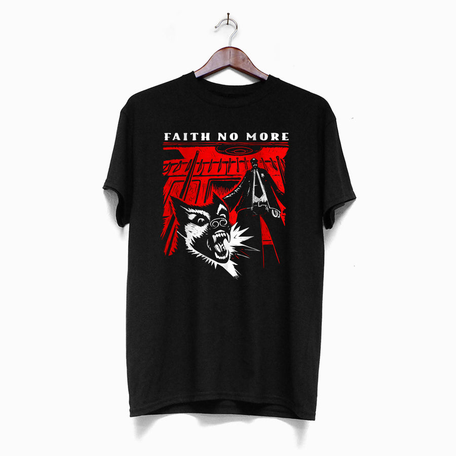 Polera Hombre -  Faith No More - King for a Day