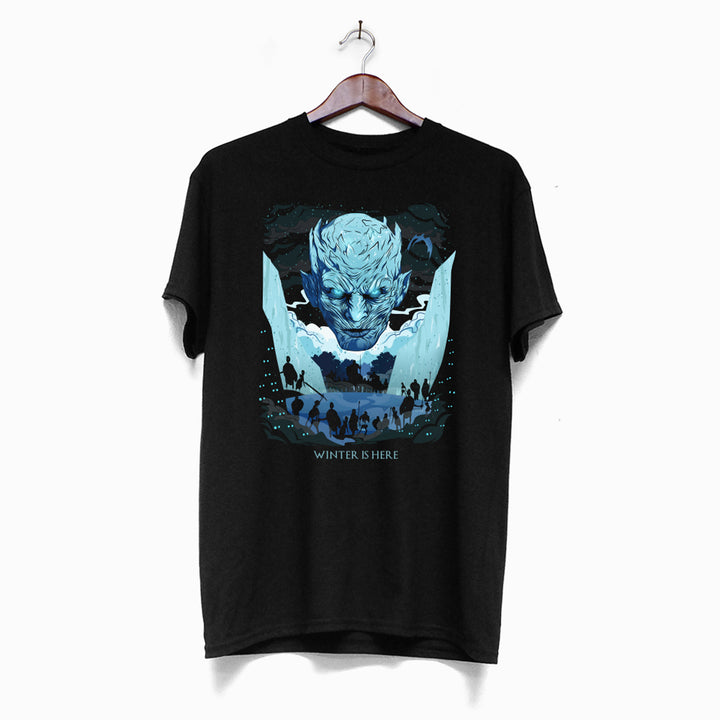 Polera Hombre - GOT Winter is here