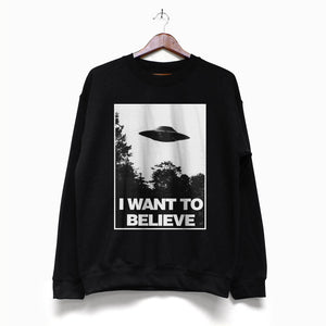 Polerón -  The X files - I Want to Believe