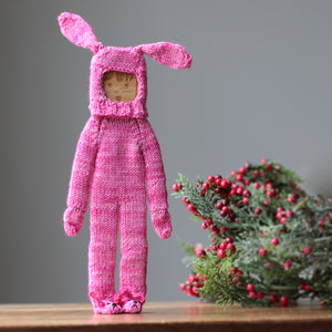 Christmas PJs Knitting Pattern - Digital Download