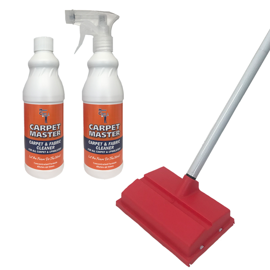 Carpet Master™ Starter Kit