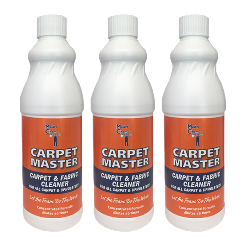 Pack of 3 500ml Carpet Master™