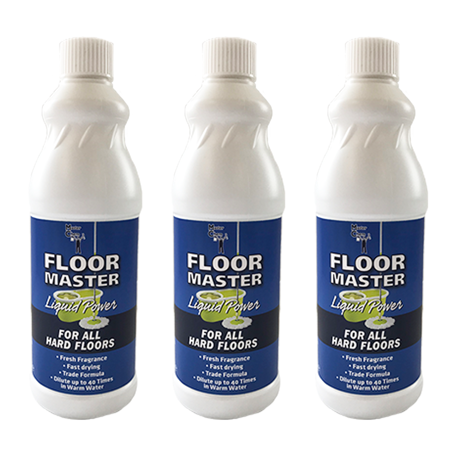 Pack of 3 500ml Floor Master Liquid Power™