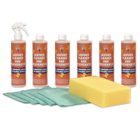 Master Chem™ Leather Cleaner & Rejuvenator