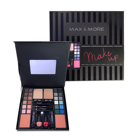 Max & More 39pc Make Up Set in Gift Box - Buy One Get One Free