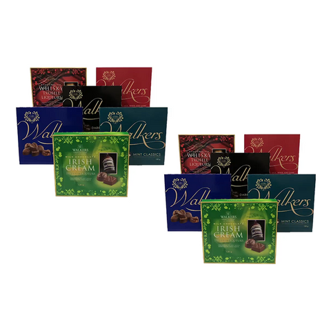 6 Boxes of Luxury Chocolates - Buy One Get One Free