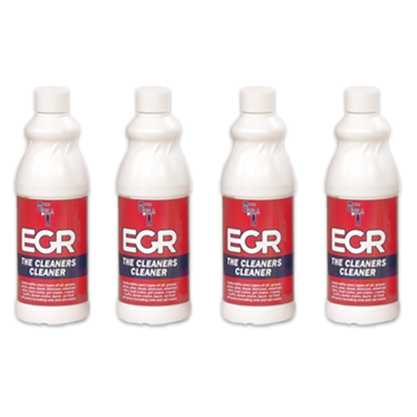 EGR The Cleaners Cleaner™ - 4 Bottle Special Pack