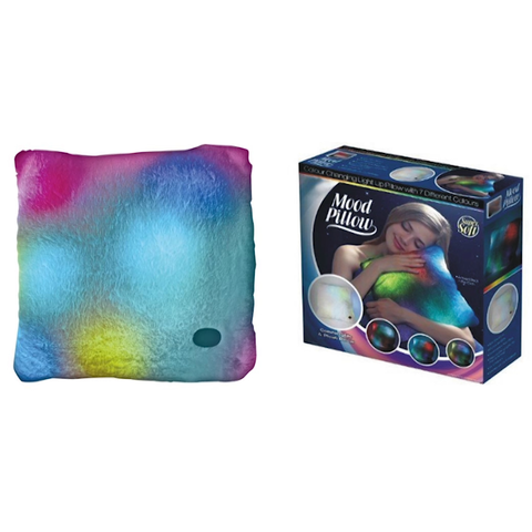 Super Soft Colour Changing Mood Pillow - Buy One Get One Free