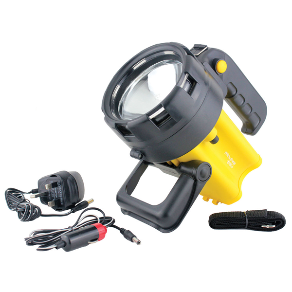 1 Million Candle Power Rechargeable Spotlight
