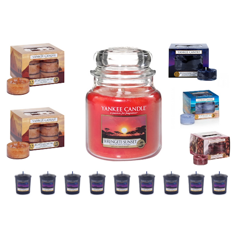 Yankee Candle Mega Bundle
