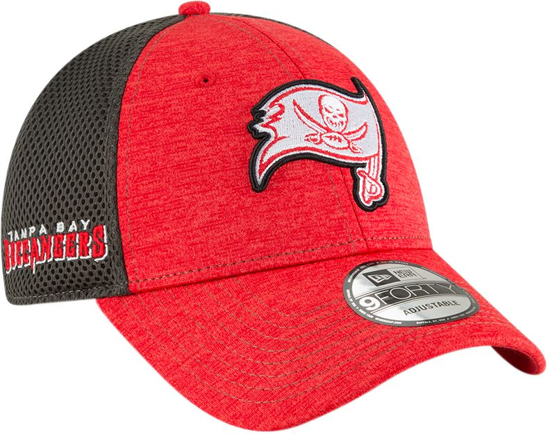 66e1f5c929538f New Era NFL Men's Tampa Bay Buccaneers Surge Stitcher 9FORTY Adjustable Hat