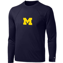 Champion NCAA Men's Michigan Wolverines Recruit Long Sleeve T-Shirt