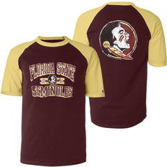 Champion NCAA Men's Florida State Seminoles Run And Shoot T-Shirt