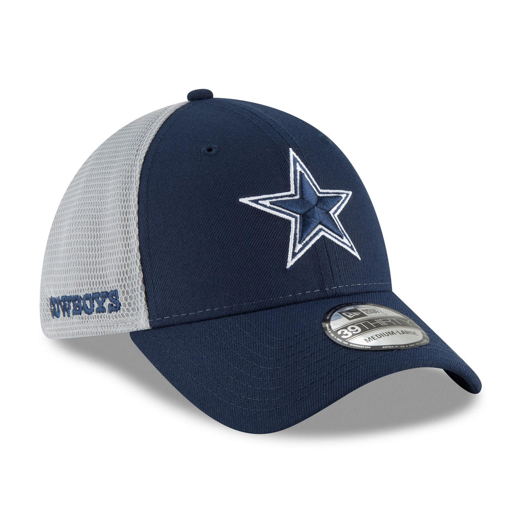 New Era NFL Men's Dallas Cowboys 2T Sided 39Thirty Flex Hat