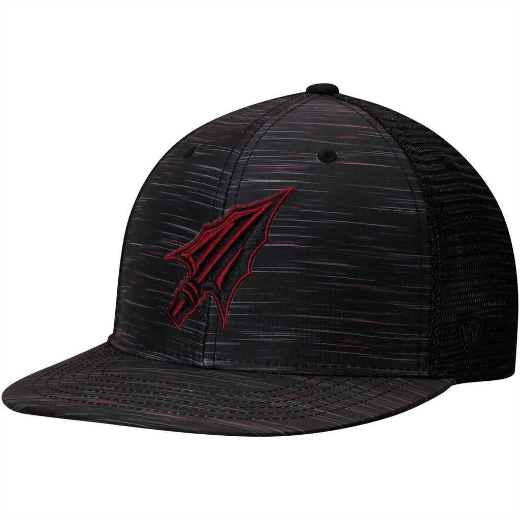 low priced 3f7f7 979bd Top Of The World NCAA Men s Florida State Seminoles Frantic Adjustable Hat  Black One Size
