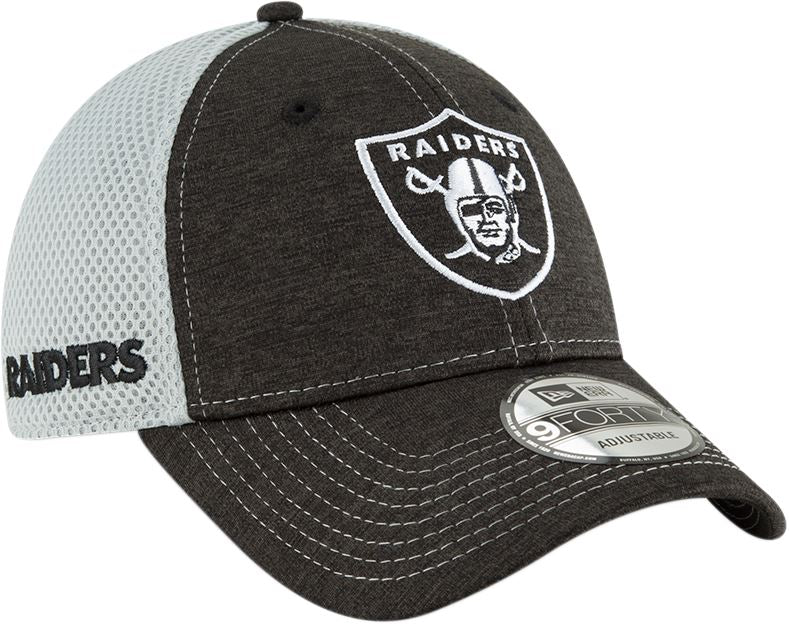 best website f25e8 1b4b4 ... coupon code for new era nfl mens oakland raiders surge stitcher 9forty  adjustable hat ad0b3 c49c4