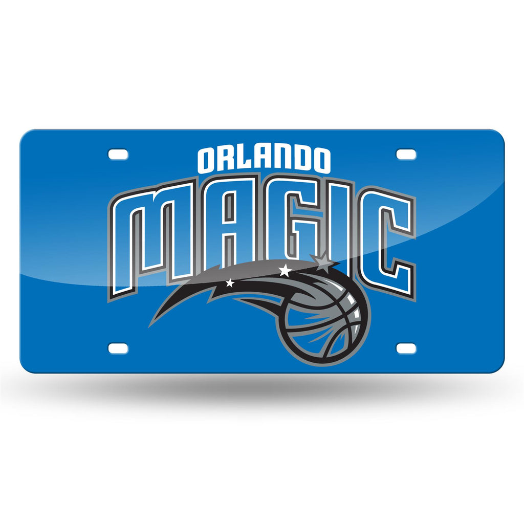 Rico NBA Orlando Magic Acrylic Laser Tag Blue