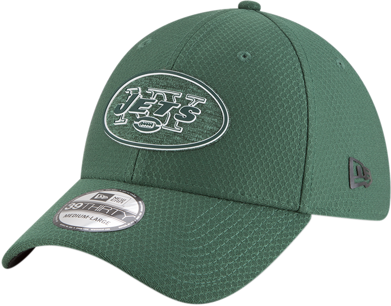 newest 6a23d 0be7c ... New Era NFL Men s New York Jets 2018 Training Camp Primary 39Thirty  Flex Hat ...