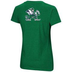 Colosseum NCAA Women's Notre Dame Fighting Irish Valuable Commodity V-Neck