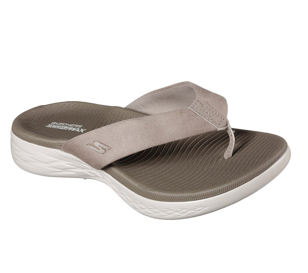 Skechers Performance Women's On The GO 600 Polished Flip-Flop Sandals