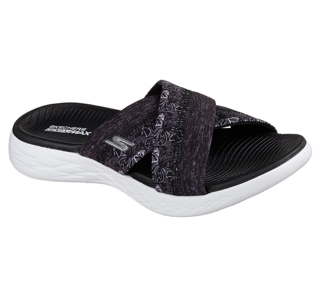 Skechers Performance Women's On The GO 600 Monarch Slide Sandals
