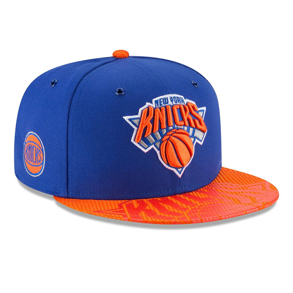 New Era NBA Men's New York Knicks 2018 On Court All-Star Collection 9FIFTY Snapback Hat
