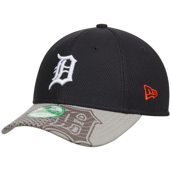 New Era MLB Men's Detroit Tigers Team Slide 9FORTY Adjustable Hat